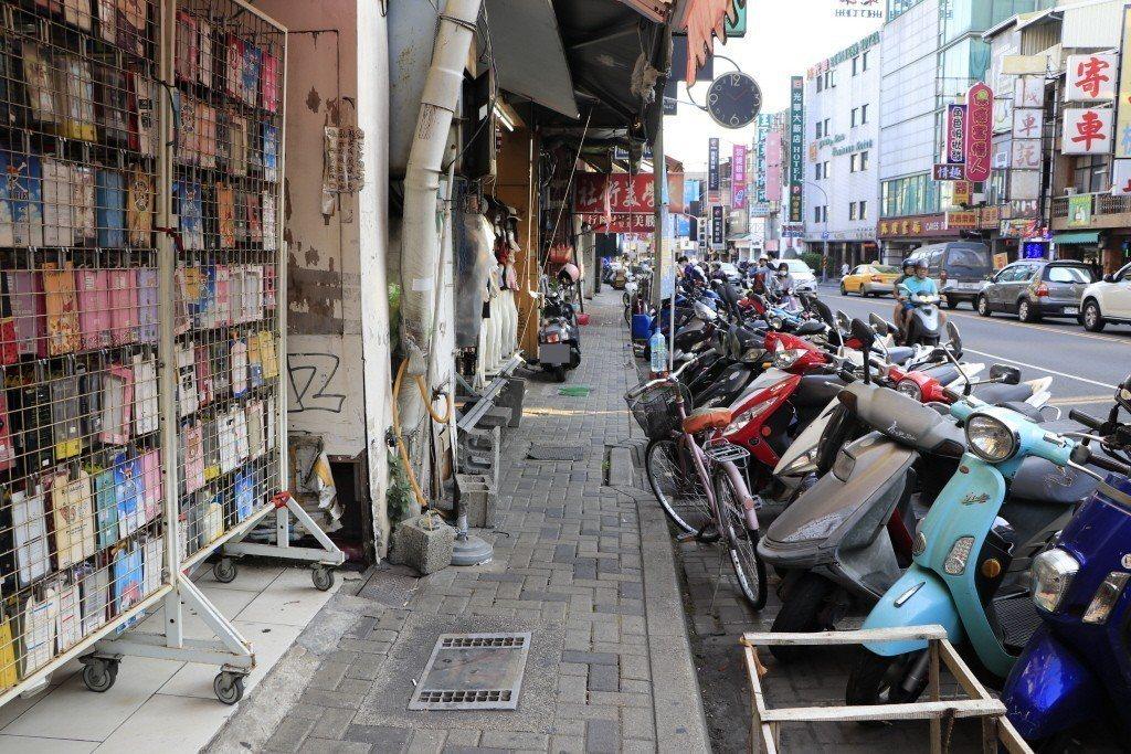 台南。 圖片來源/聯合報系