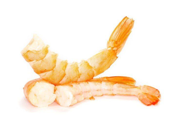 蝦肉膽固醇爆量吃多堵血管? 圖片/ingimage