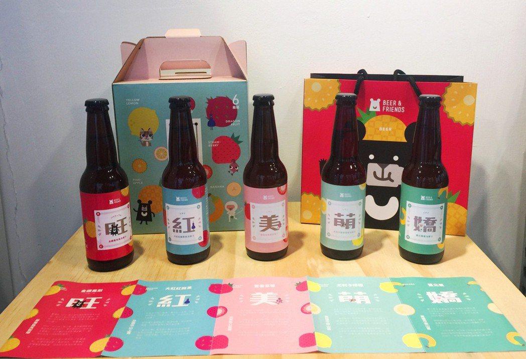 以《臺灣吧》旗下的五種臺灣特有種角色設定為主軸,吸睛力十足的視覺行銷與麥汁瓶身設...
