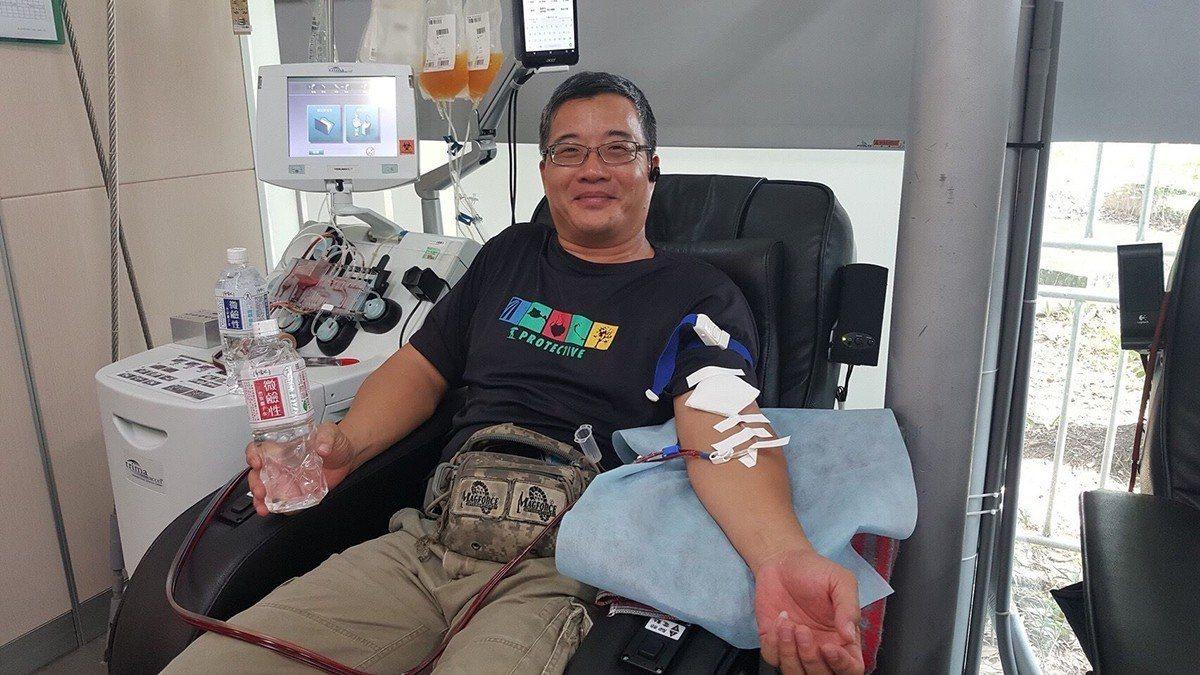 圖/台南捐血中心 提供