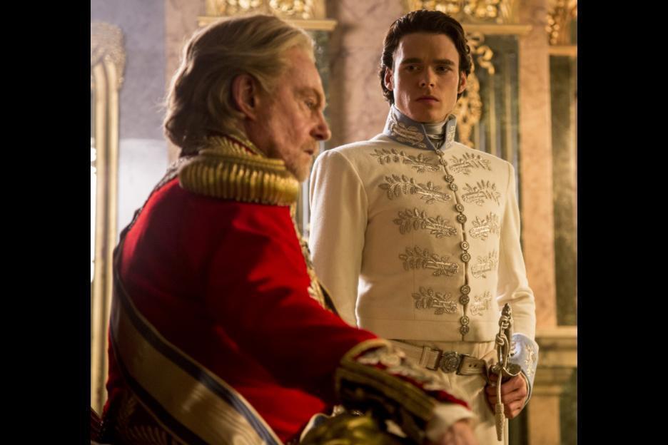 李察馬登曾在「仙履奇緣」飾演王子。圖/摘自imdb