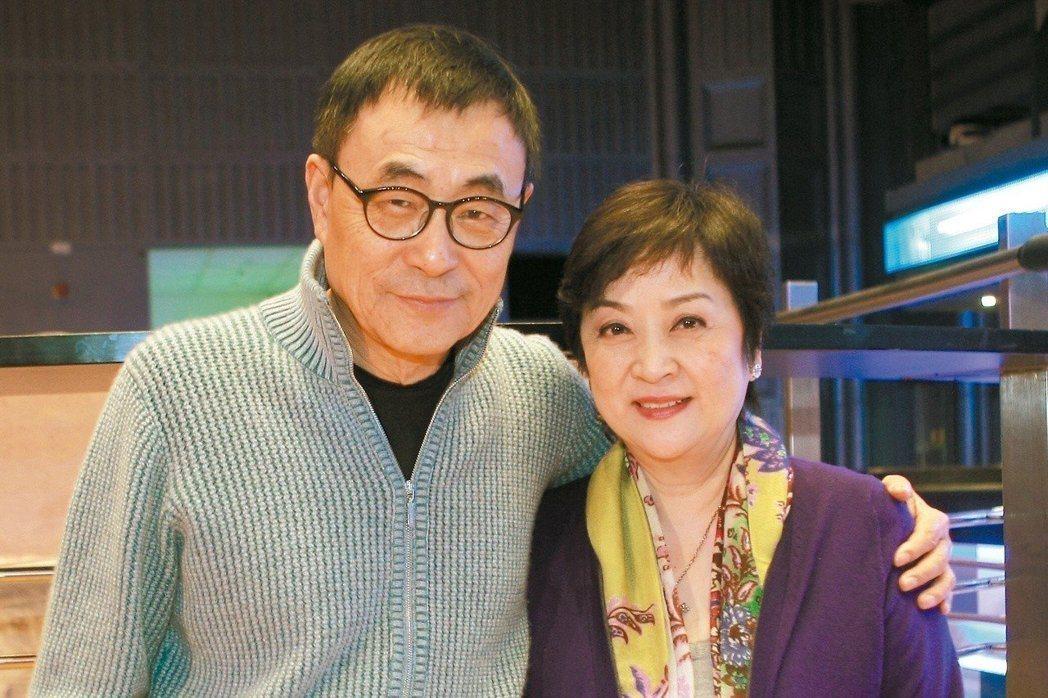 甄珍反擊劉家昌,要他拿出白紙黑字證據。圖/報系資料照片