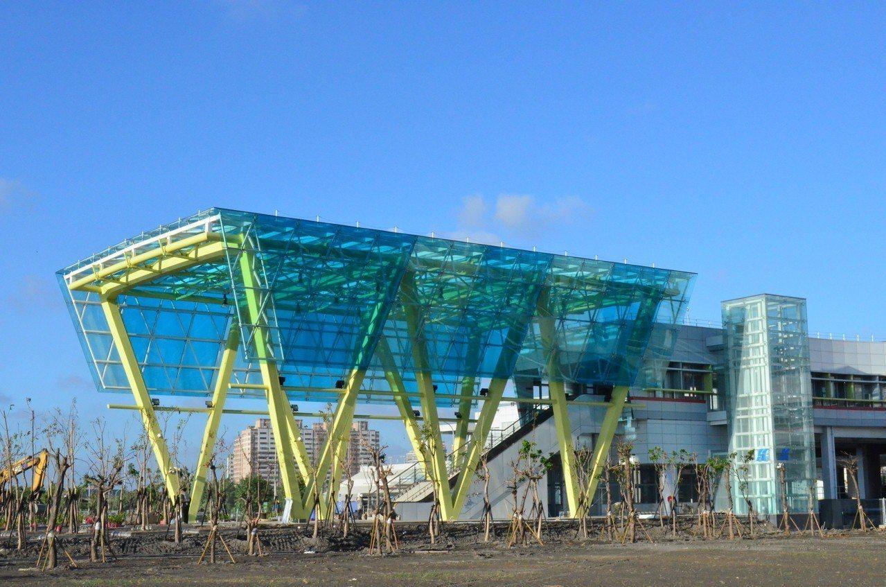 高雄捷運岡山路竹延伸線第一階段將於年底動工,第二階段昨交通部初審通過。圖/本報資...