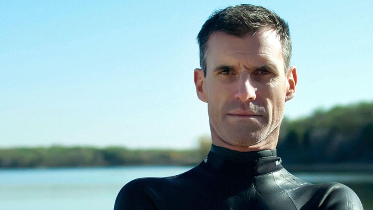 法國人李康特(Ben Lecomte)志在成為全球首位完成泳渡太平洋的人。 擷自...