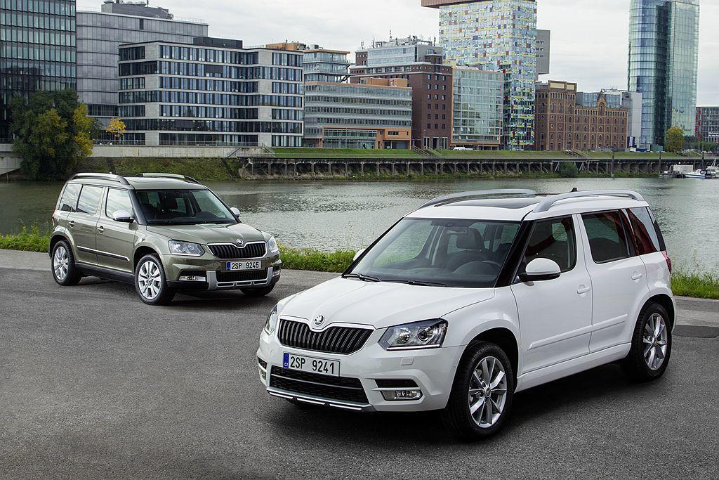 銷售週期近10年的Skoda Yeti,不僅是品牌首款SUV更累積超過68萬輛的...