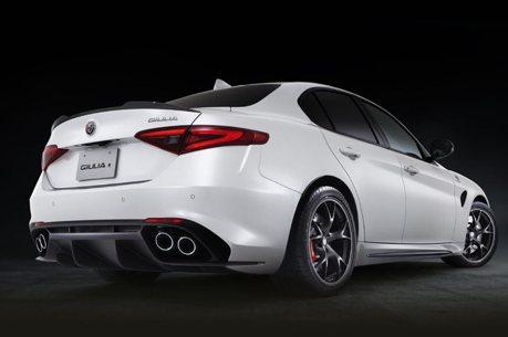 Alfa Romeo Giulia Quadrifoglio Carbonio Edition 澳洲專屬限量上市!