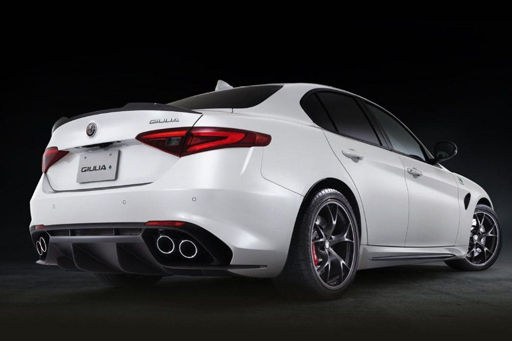 Alfa Romeo Giulia Quadrifoglio Carbonio ...