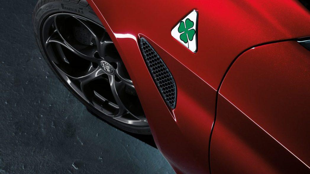 Alfa Romeo Giulia Quadrifoglio的性能表現非常出色。 摘自Alfa Romeo Australia