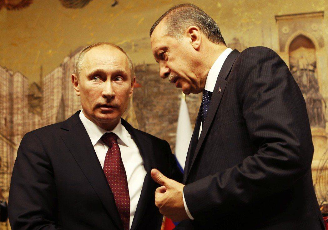 「俄羅斯是值得深交的朋友嗎?」近代歷史上,俄羅斯與土耳其的關係是天生宿敵,雙方實...