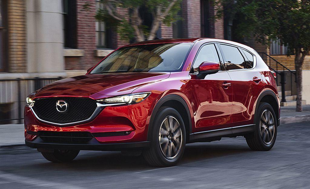 Mazda CX-5 圖/Mazda提供