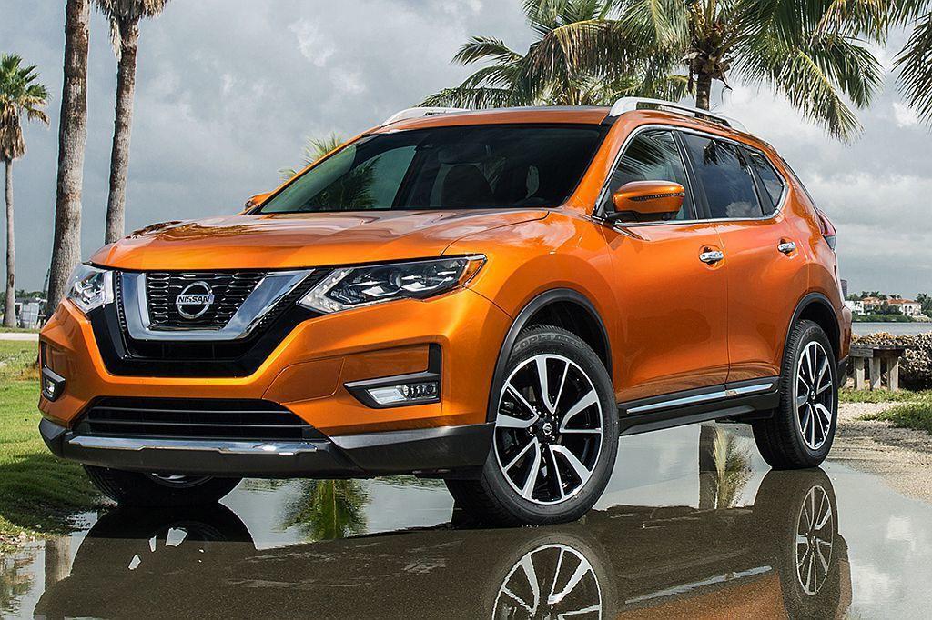 Nissan Rogue雖然僅以23.8萬輛的成績排名第七,但另一個車名X-Tr...