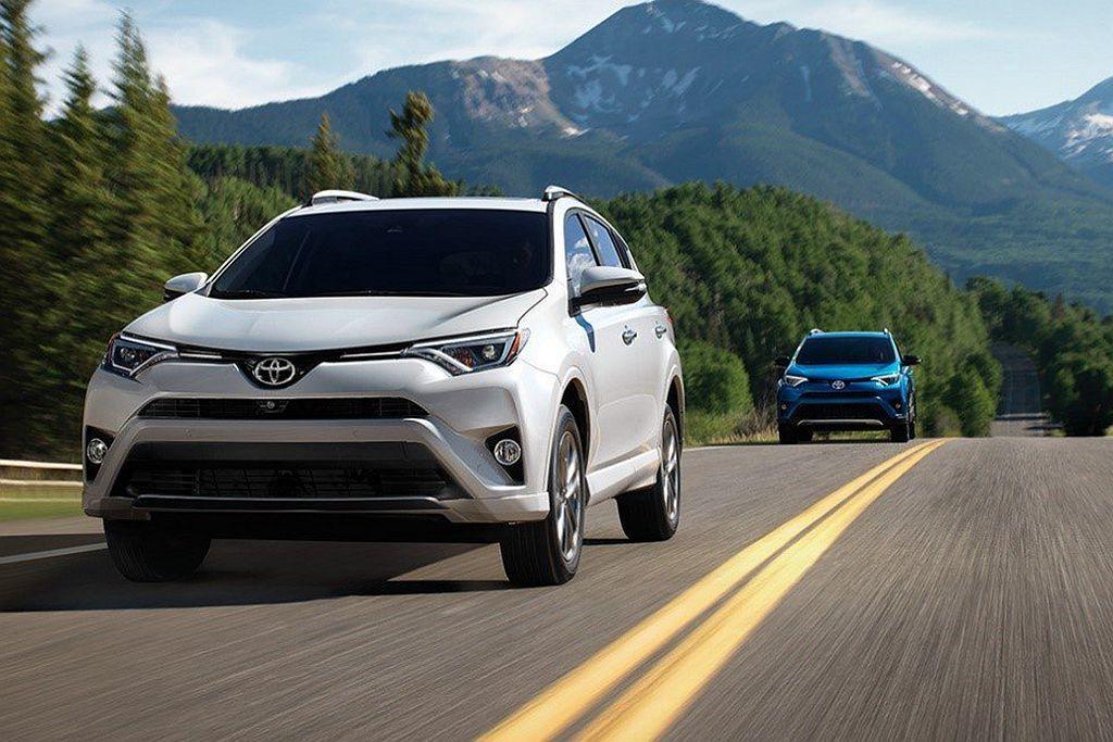 Toyota RAV4 圖/Toyota提供