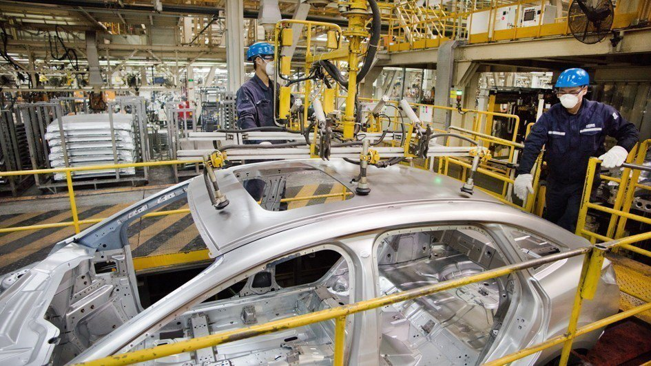 Ford塗裝廠導入的新技術正在整個亞太地區發揮重要作用。 圖/Ford提供