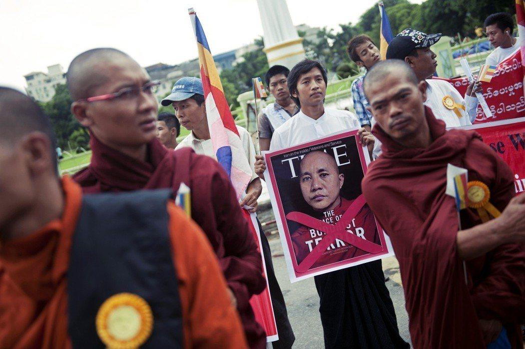 緬甸僧侶威拉杜(Ashin Wirathu),提出若女子未滿20歲,則須經父母同...