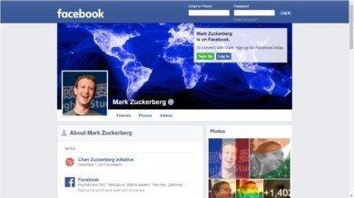 臉書推出用戶信譽評分系統,但用戶卻不得而知自己如何被評分、被評多少。(photo...