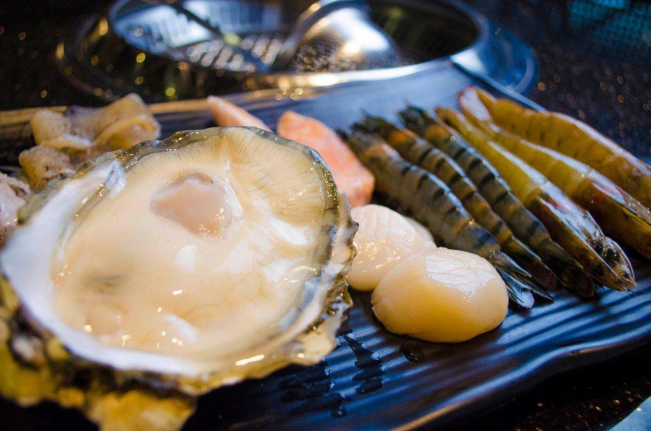 (圖/台灣旅行趣) ▲頂級的生猛海鮮,精選食材。