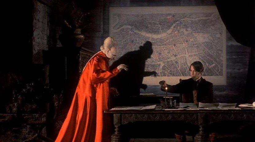 「吸血鬼」服裝、布景、特效都有出色成績。圖/摘自imdb