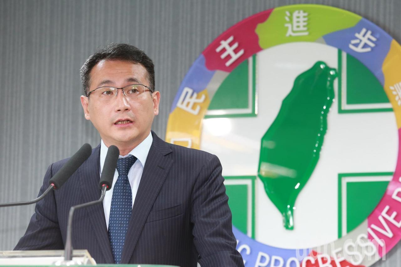 民進黨立委鄭運鵬。圖/聯合報系資料照