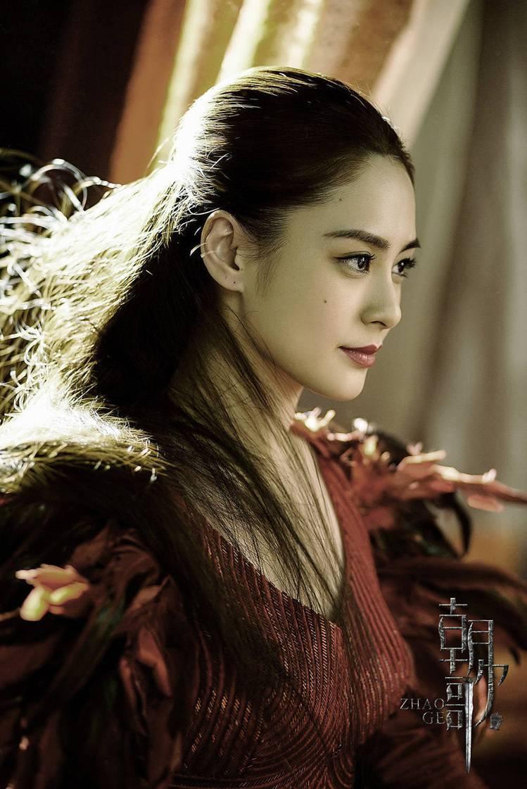 阿嬌鍾欣潼也參與「朝歌」演出。圖/摘自微博