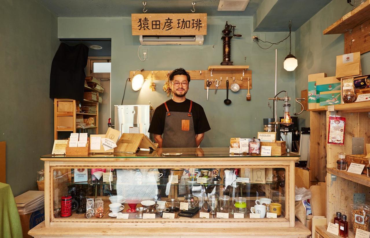猿田彦珈琲曾被網友評為東京必訪咖啡之一。圖/摘自猿田彦珈琲粉絲團