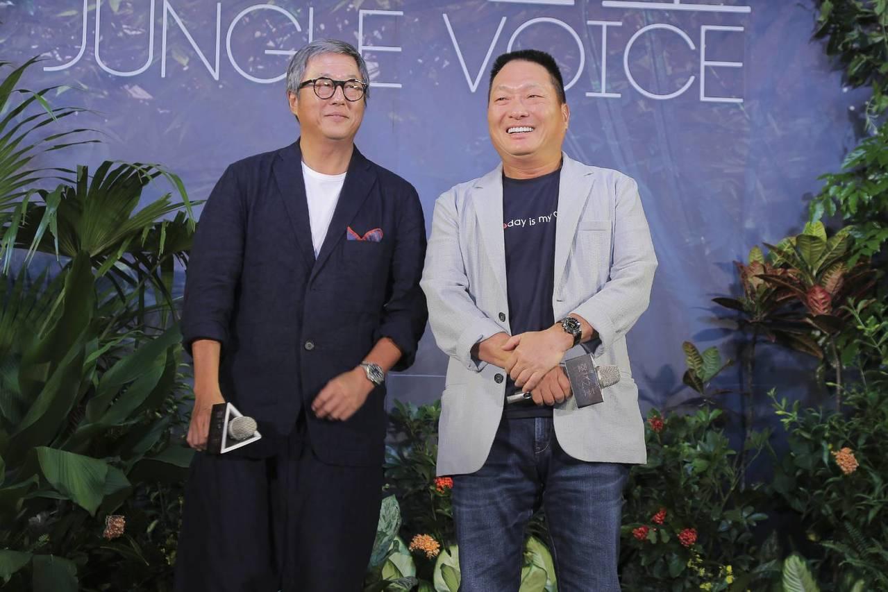 最受矚目的大型歌唱選秀節目《聲林之王》,由東森集團創辦人王令麟以及知名 製作人王...