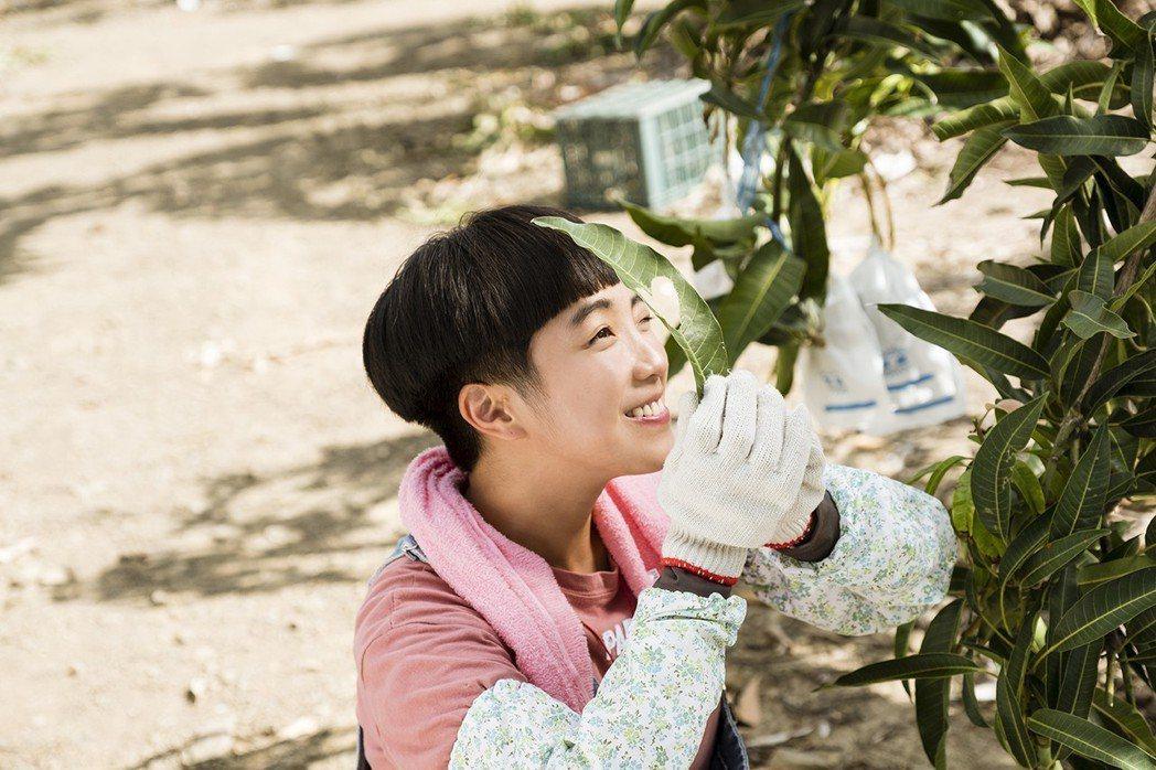 梁舒涵是「女兵日記」收視功臣。圖/TVBS提供