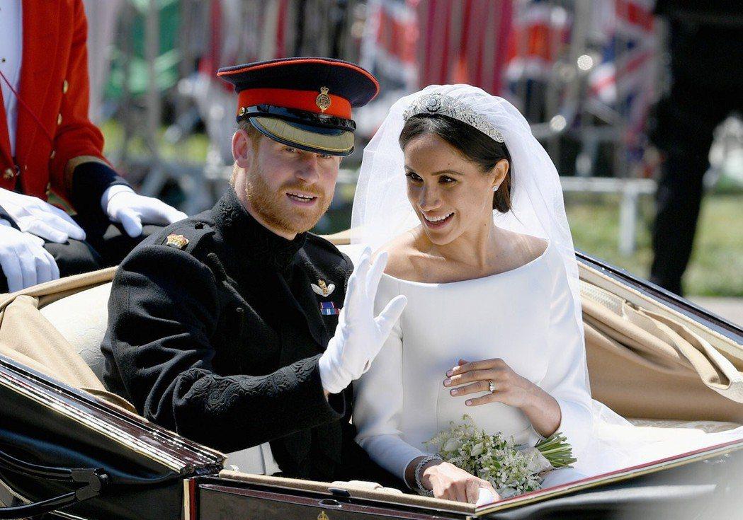 哈利王子與梅根結婚時沒邀她父親那邊的親戚觀禮,至今沒破冰。圖/路透資料照片
