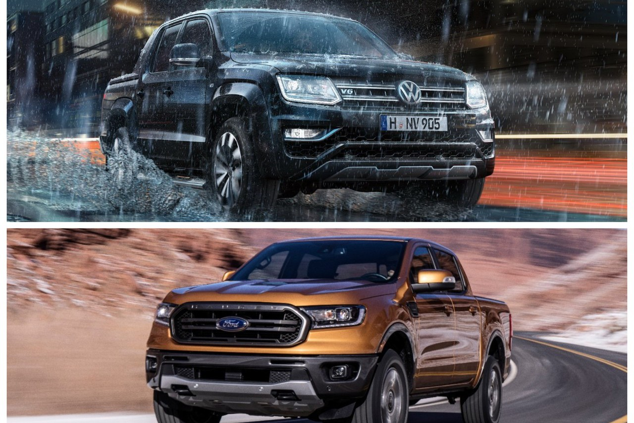皮卡一家親 Volkswagen Amarok要與Ford Ranger共用底盤了?
