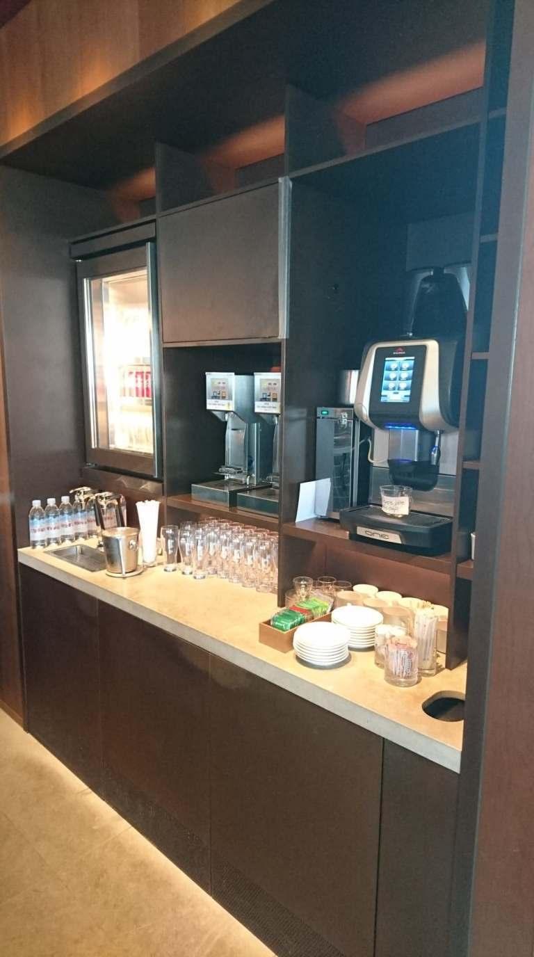 咖啡跟啤酒機不能少 圖文來自於:TripPlus