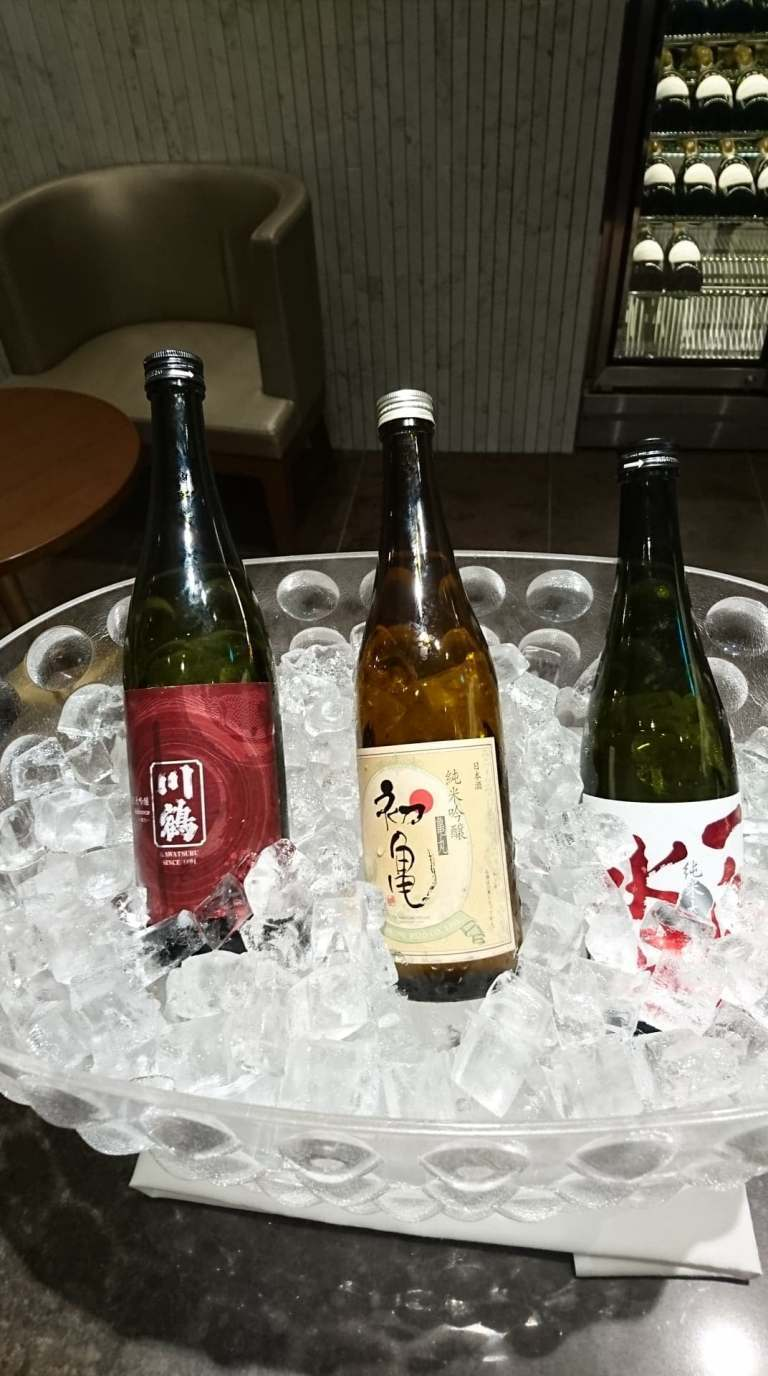 有日本的清酒 圖文來自於:TripPlus ※ 提醒您:禁止酒駕 飲酒過量有...