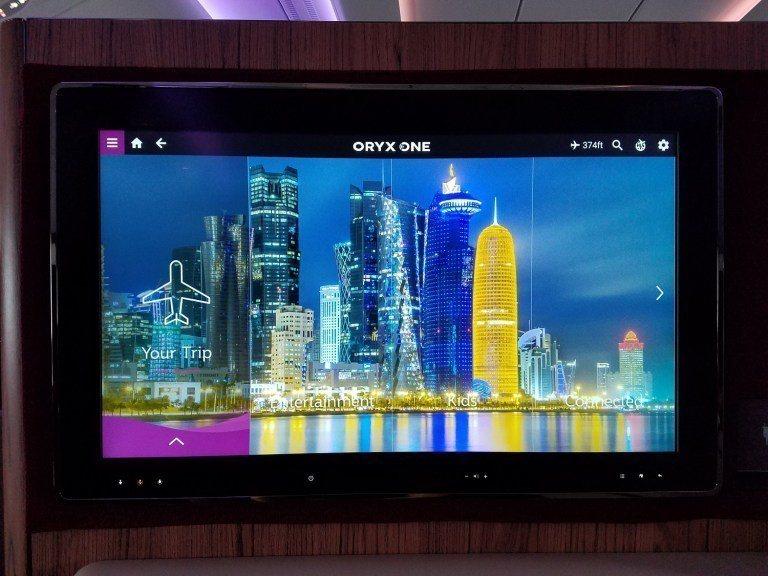 頗大的螢幕,但是不能觸控操作 圖文來自於:TripPlus