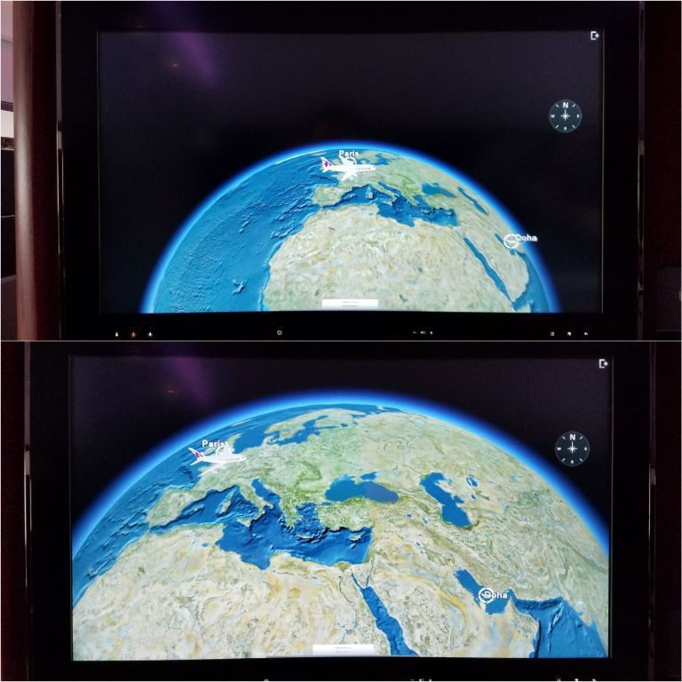 飛行地圖模式 圖文來自於:TripPlus