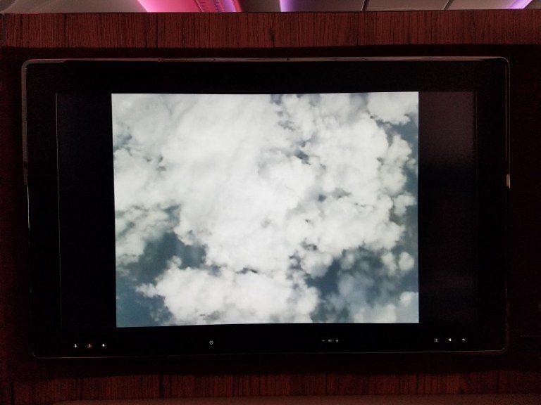 飛機下方的攝影機 圖文來自於:TripPlus