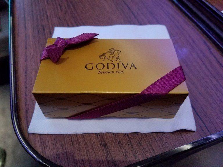 以及Godiva巧克力做個結束 圖文來自於:TripPlus