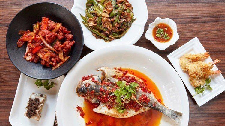 江南風味料理也可以DIY上桌!圖/Deliveroo提供