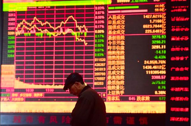 中美次輪關稅啟動,A股反覆上揚。(路透社資料照片)