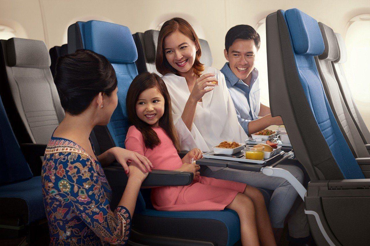新加坡航空從即日起到9月12日間推出限時優惠活動。圖/新加坡航空提供