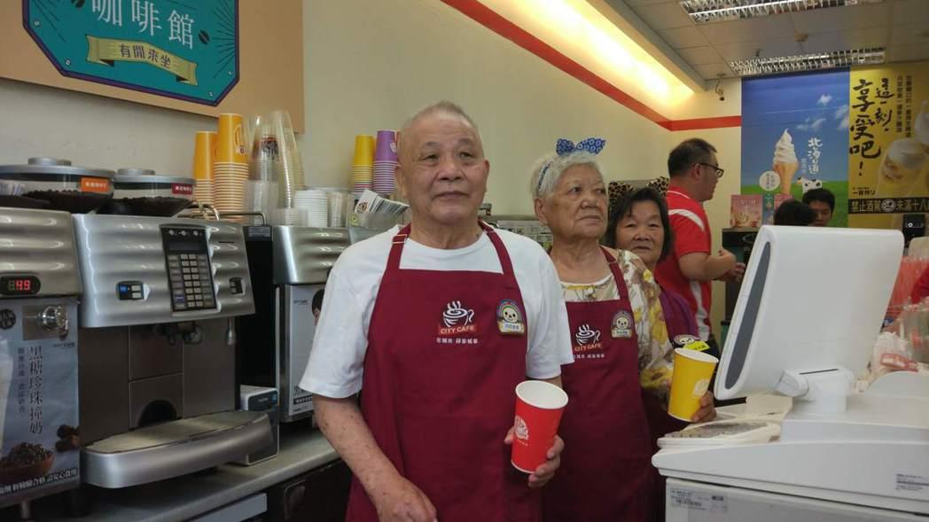 中華聖母社會福利慈善事業基金會預計在今年把「幾點了咖啡」擴及至9縣市、12個店面...