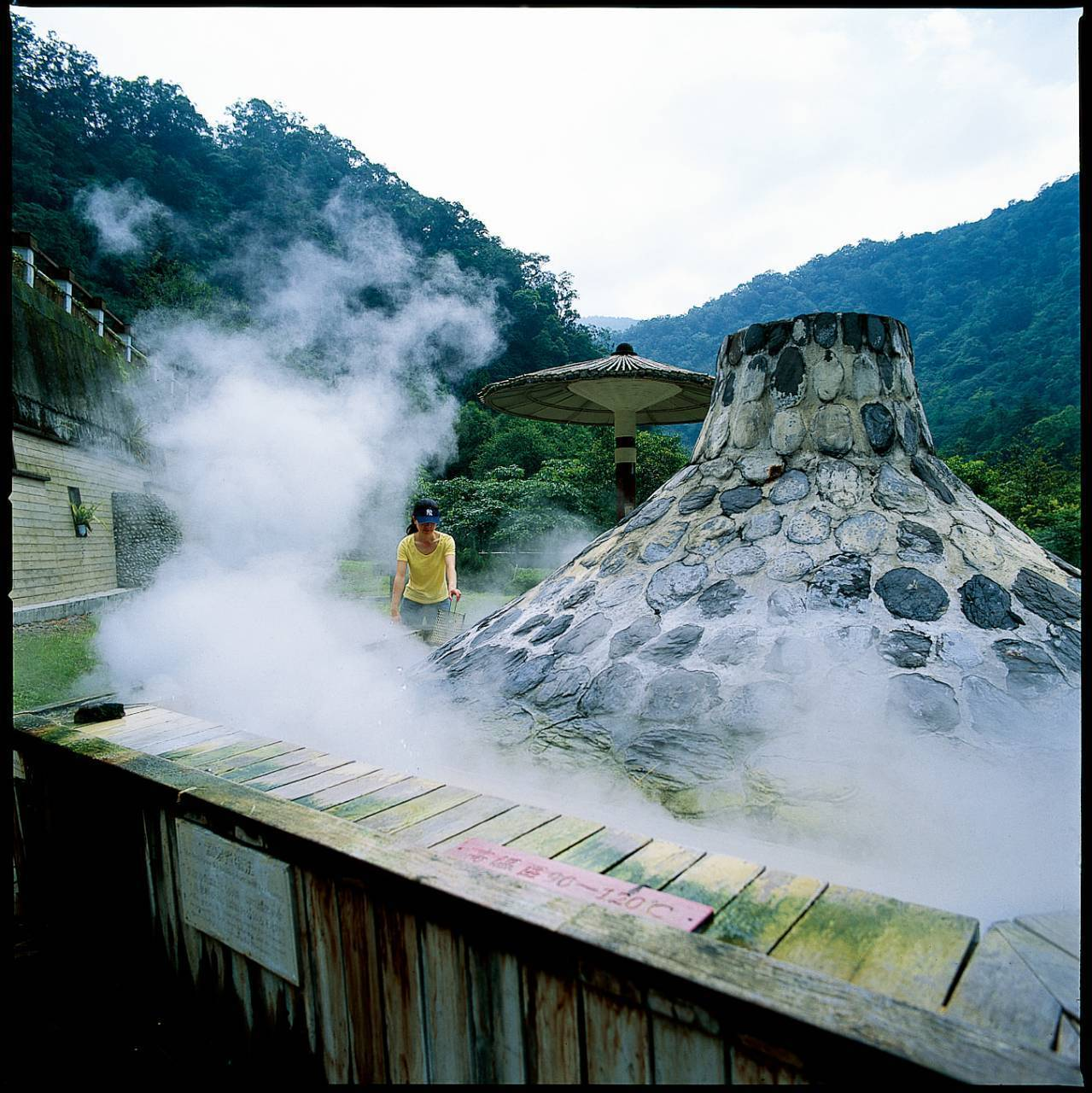 林務局羅東林區管理處今天宣布,位在海拔520公尺的太平山國家森林遊樂區鳩之澤溫泉...