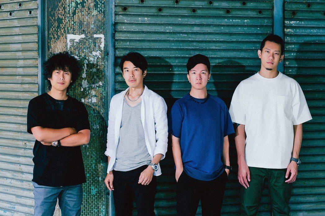 四分衛將在9月舉辦新專輯演唱會。圖/CROS MUSIC 闊思音樂提供
