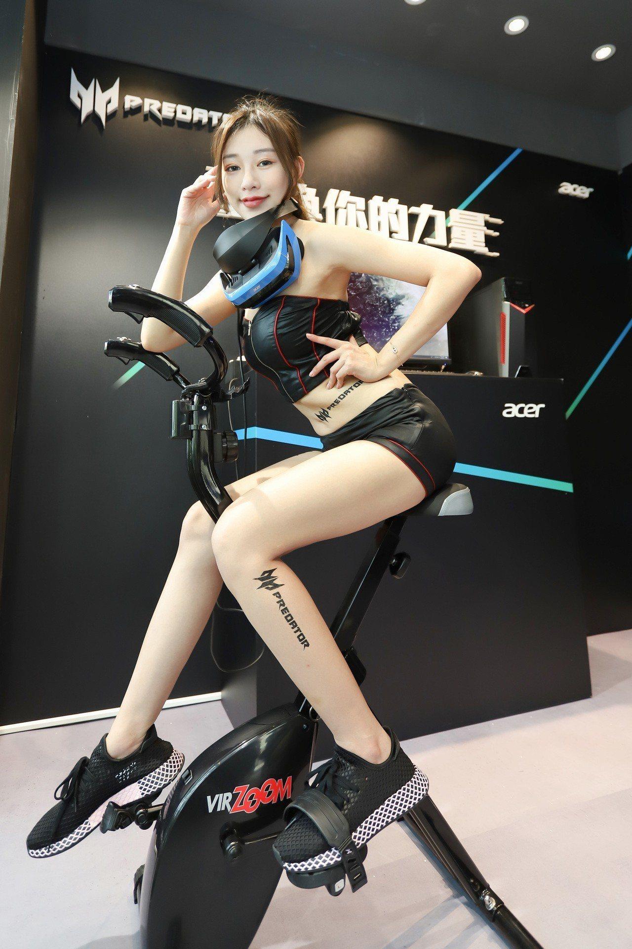 宏碁宣布進軍運動通路,攜手摩曼頓首創eSport店中店。宏碁提供
