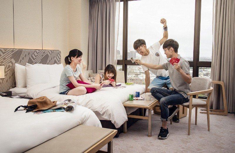 台南大員皇冠假日酒店/提供