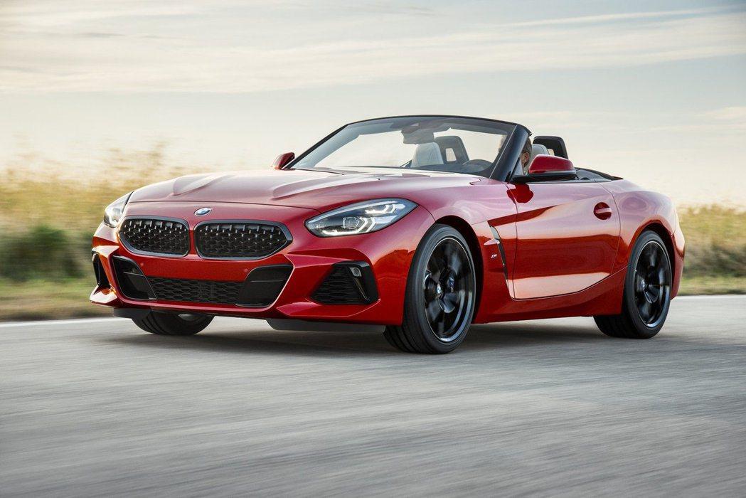 新世代BMW Z4(G29)正式亮相! 摘自BMW