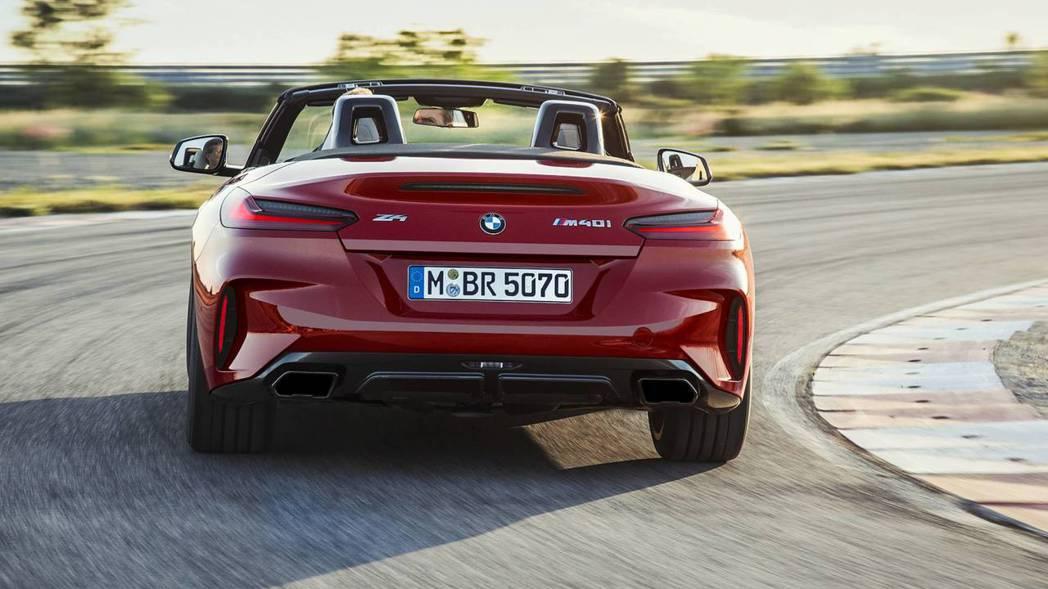 BMW暫無開發Z4 M的計劃,因此,Z4車系中的性能擔當就屬M Performa...