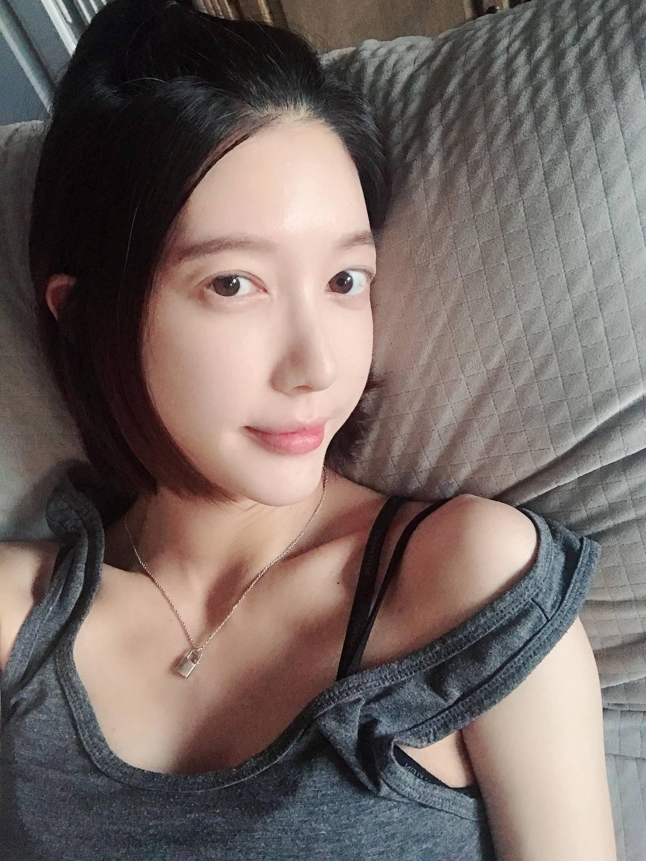 在台灣發展的韓國籍女星宋米秦前陣子生下女兒Ellie,還在坐月子的她,體重已經恢...