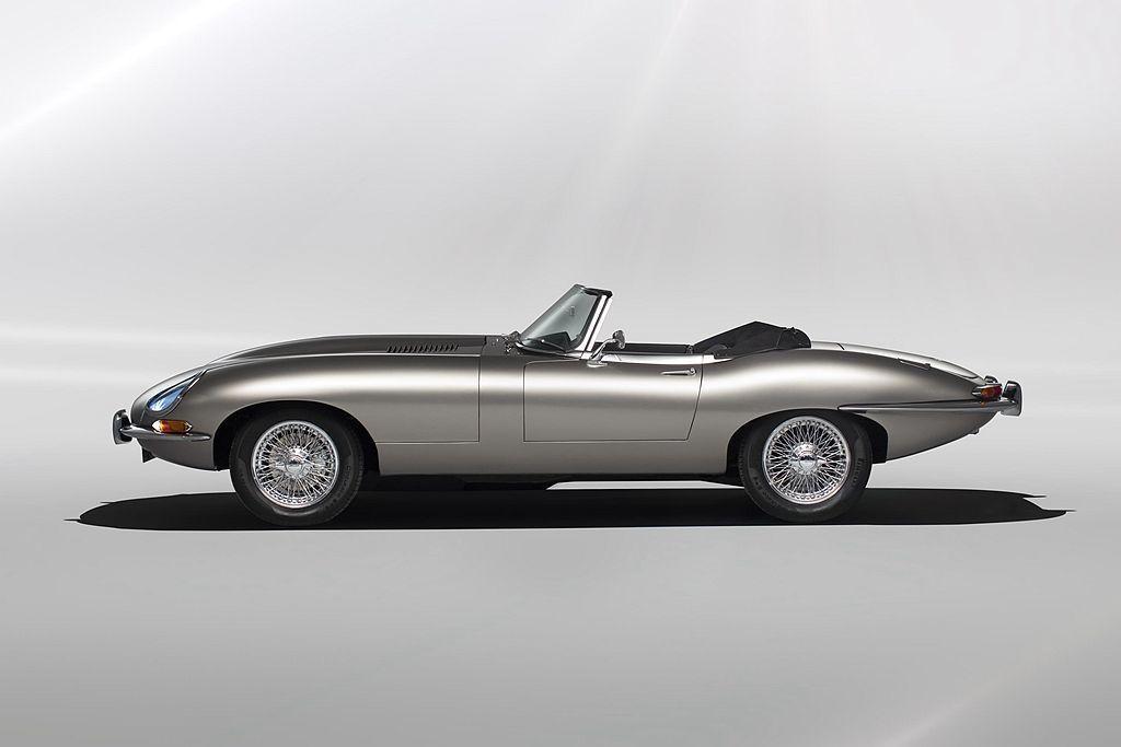 首批電動Jaguar E-Type預計在2020年夏季起就能交付給買家。 圖/J...