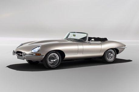 老車不用淘汰了!Jaguar E-Type直接更換動力延續生命