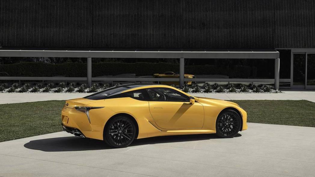 LC 500 Inspiration Concept。 摘自Lexus