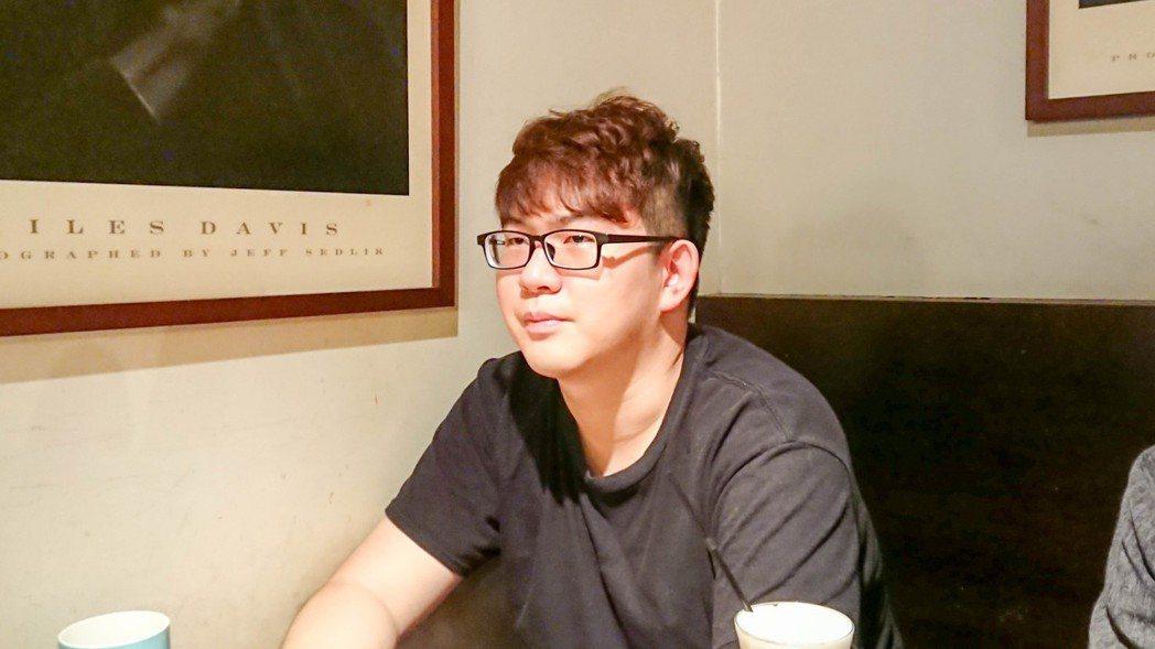 rex雷皓成