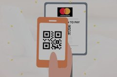 哪裡都能用 MasterCard在台全面推動QR Code掃碼行動支付